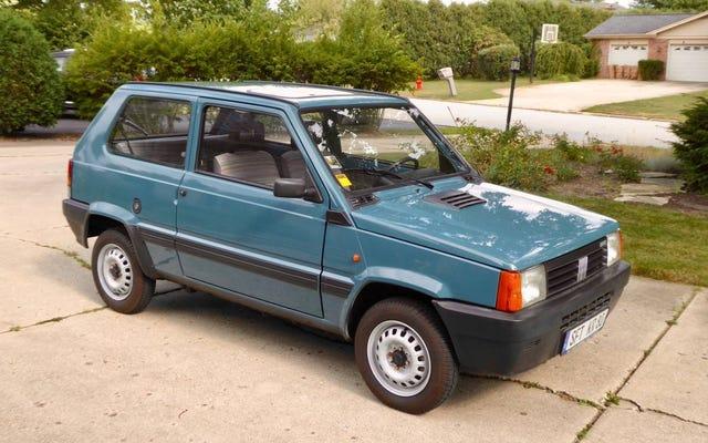 Czy przy 7500 dolarów ta szara strefa Fiata Panda 750 z 1991 roku może być małym cudem?