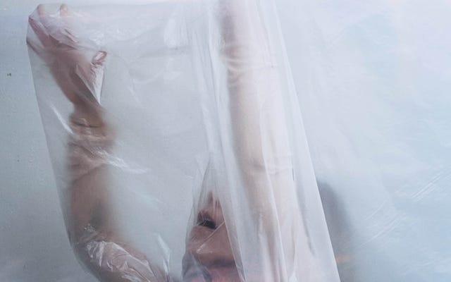 すべての体の部分のシートマスクから全身シートマスクを作る
