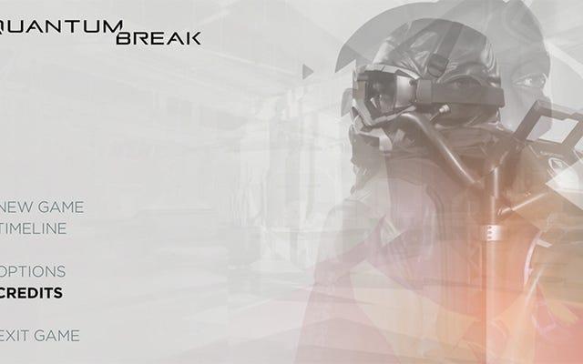 La actualización masiva soluciona muchos problemas de PC de Quantum Break