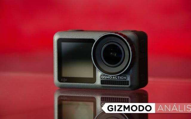 休暇中に見逃してはならないアクションカメラ、DJIによるオスモアクション