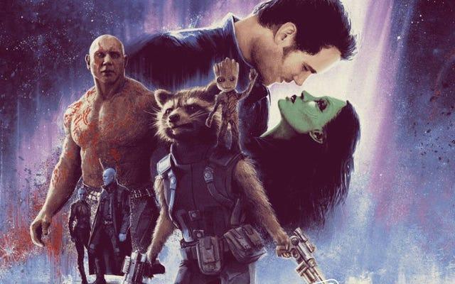 Gardiens de la Galaxie Vol.2 a beaucoup de choses en commun avec L'Empire contre-attaque