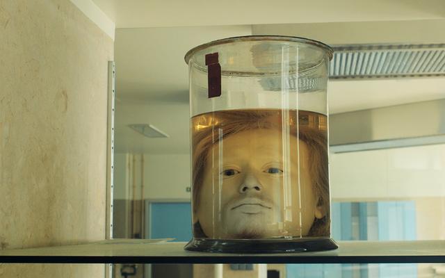 ポルトガルの大学の瓶の中に完全に保存された連続殺人犯の頭があるのはなぜですか