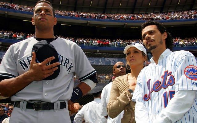 J.Lo dan A-Rod Ingin Membeli Mets, Untuk Beberapa Alasan