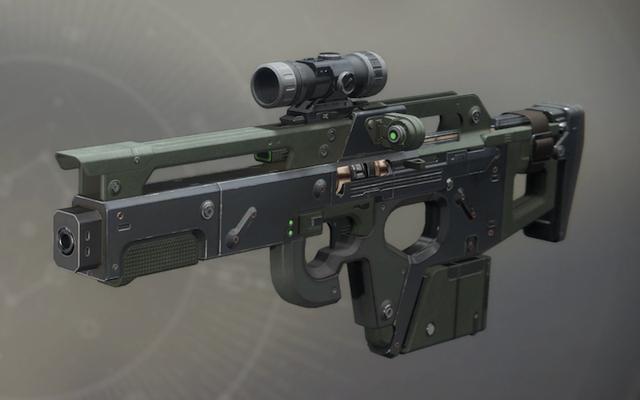 Las cinco mejores armas de Destiny 2