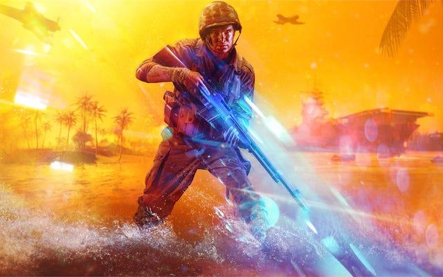 Un an plus tard, Battlefield V ne peut toujours pas plaire aux fans