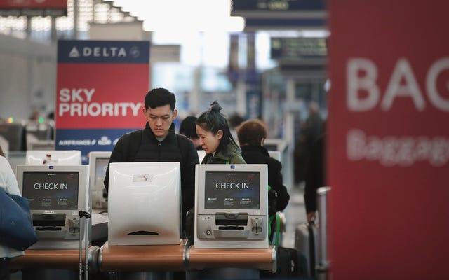 チェックインするためにフライトの予約に使用したクレジットカードが必要ですか?