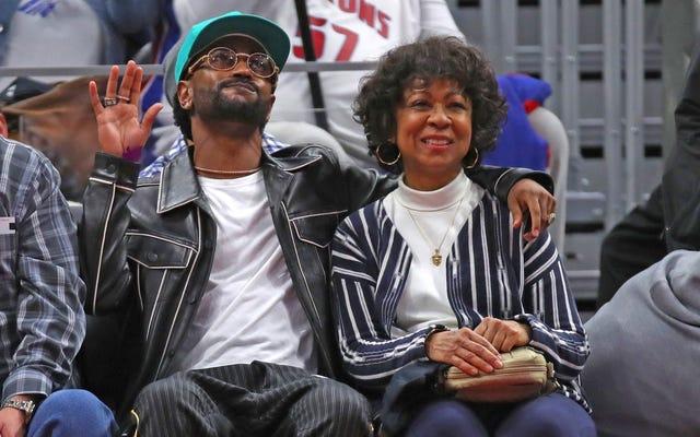 Đưa rapper Big Sean vào cho thấy Pistons đang tìm cách giành được các tiêu đề chứ không phải trò chơi