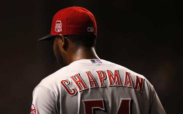 ทำไมอัยการไม่ตั้งข้อหากับ Aroldis Chapman