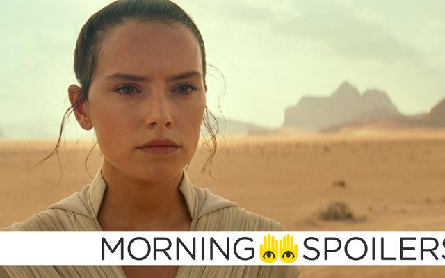 JJ Abrams dowodzi, że w The Rise of Skywalker jest coś więcej
