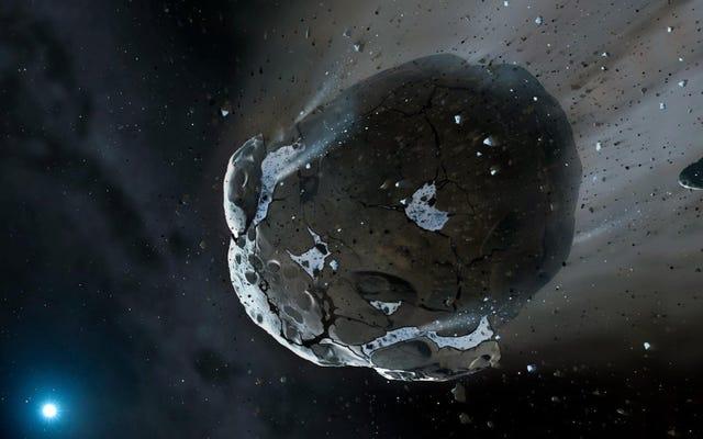 時々地球を破壊すると脅している岩だらけの巨人、小惑星アポフィスについて科学が言っていること