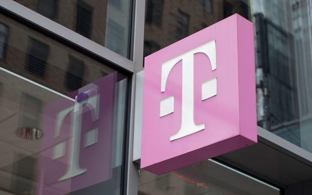 Công ty mẹ T-Mobile đề nghị doanh nghiệp nhỏ với thư ngừng hoạt động và ngừng hoạt động vì có biểu tượng màu hồng