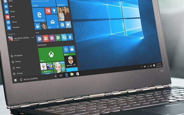 オペレーティングシステムの新しいバージョンであるWindows10 CreatorsUpdateのすべての機能とニュース