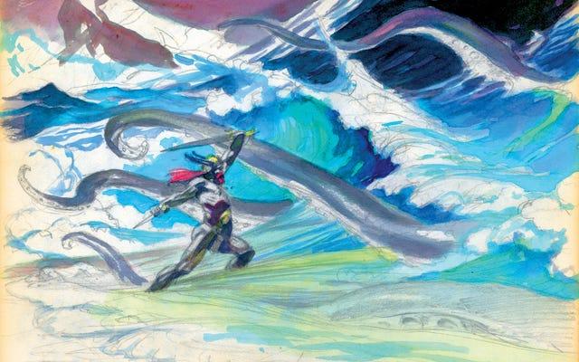 Bersiaplah Untuk Menghargai Seni Fantasi Frank Frazetta di Level Baru! [NSFW]