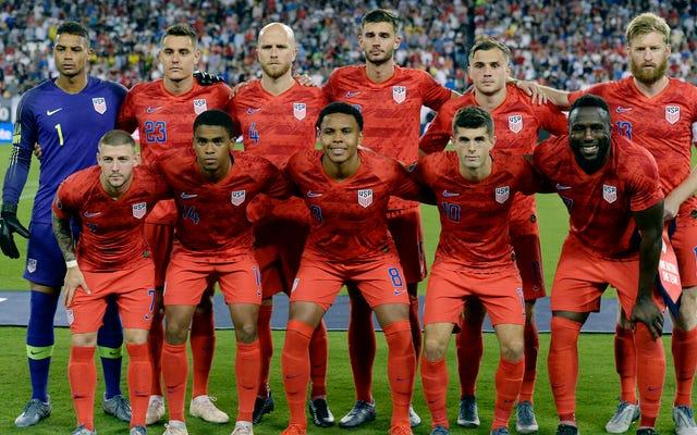 L'USMNT déchire la «fausse comptabilité» du football américain et les affirmations étranges concernant l'égalité de rémunération