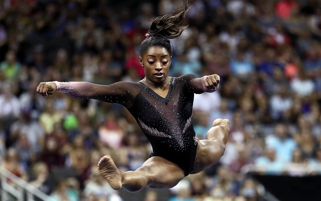Simone Biles ไม่ได้ทำด้วย USAG, USOCP และการปกป้องแบรนด์ของพวกเขามากกว่านักกีฬาของพวกเขา