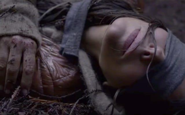 La nueva película de terror de Sandra Bullock parece un lugar tranquilo, excepto por la vista en lugar del sonido