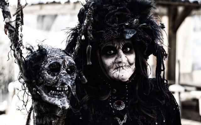यह हैलोवीन, प्राचीन प्रतीकों का उपयोग करके चुड़ैलों के खिलाफ अपने घर को वार्ड करने के लिए मत भूलना