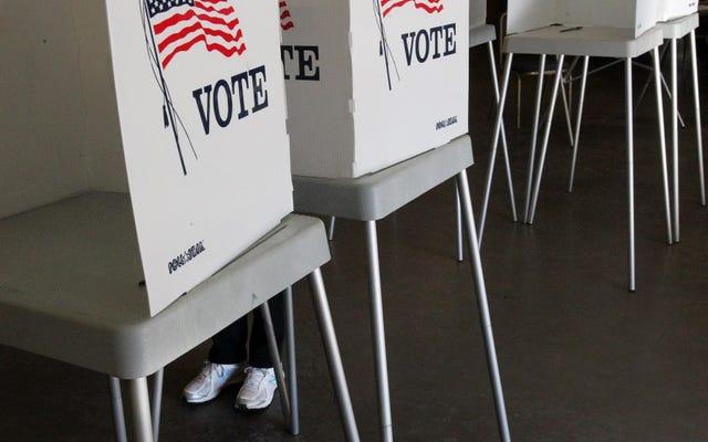 ノースカロライナ州は4つの投票所で時間を延長し、州全体の選挙結果の報告を45分遅らせます