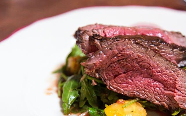 Scopri cosa succede nella tua bistecca con questo calcolatore di carne
