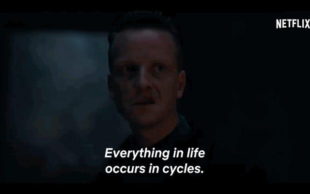 Dark de Netflix revela el último ciclo con un teaser de la tercera temporada de Fiery