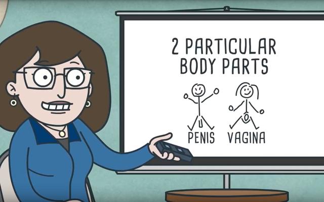 Estos videos ayudan a los padres a enseñar educación sexual a niños en edad preescolar