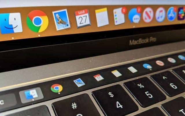 วิธีทำให้ Dock ของคุณปรากฏใน Touch Bar ของ MacBook Pro