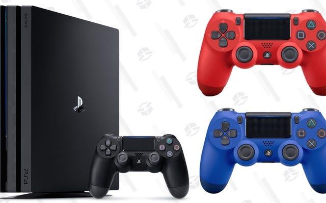 Cuộc gọi cuối cùng: Tiết kiệm trên PS4 Pro và Bộ điều khiển bổ sung với chiết khấu E3 của Sony