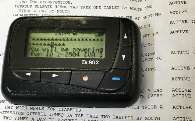 Un passionné de radio diffusait en direct des informations médicales sensibles sur les patients envoyées aux téléavertisseurs