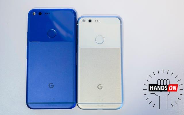 Google Pixelは、私が今まで持っていた中で最もスマートな電話です