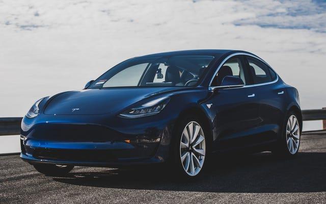 Tesla больше не скрывает секретную канадскую модель 3, которую никто не должен покупать