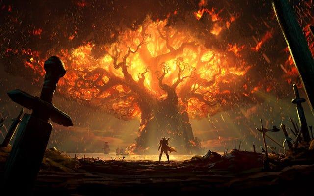 Một nhân vật chính của thế giới Warcraft trở nên xấu xa, và người hâm mộ đang phát hoảng