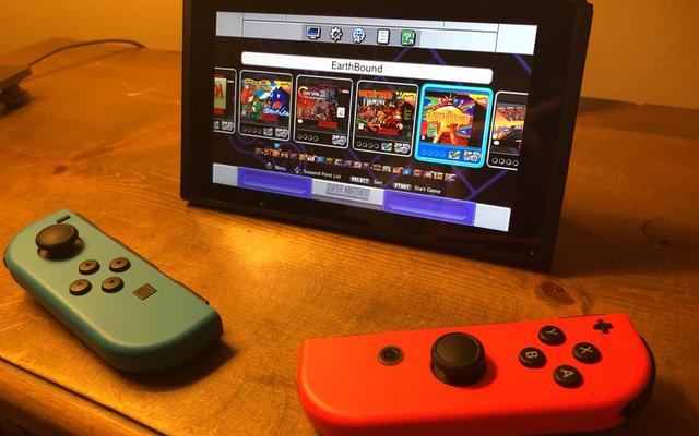 Nintendo Hacker essaie de créer une console virtuelle pour son commutateur