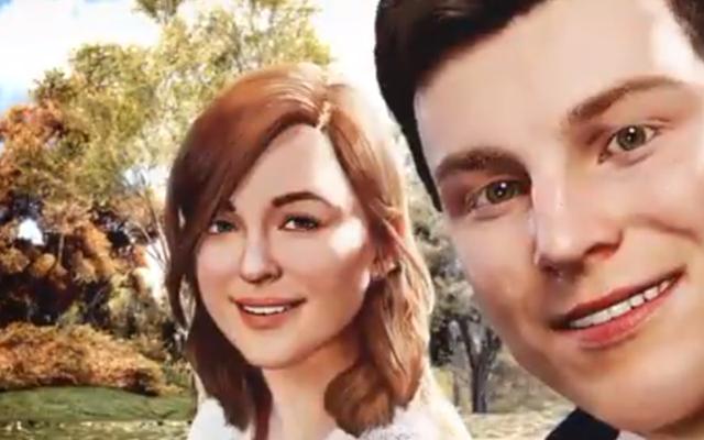 ああ、いや、スパイダーマンの新しいビデオゲームの顔はそれではないままです