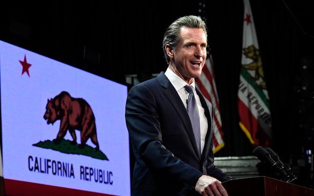 カリフォルニア州の737人の死刑囚がギャビンニューサム知事から恩赦を得る