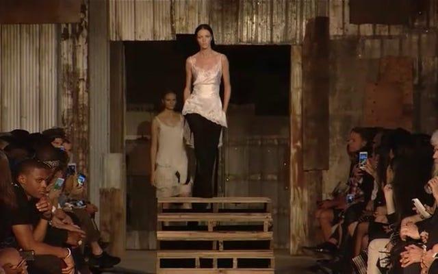 NYFW : le premier défilé de Givenchy à New York était un hommage au 11 septembre