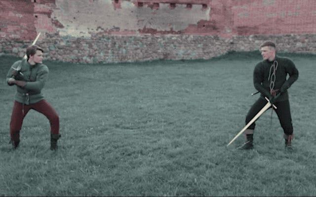 ゲーム・オブ・スローンズでは決して見られない20の致命的な14世紀の中世のフェンシングテクニック