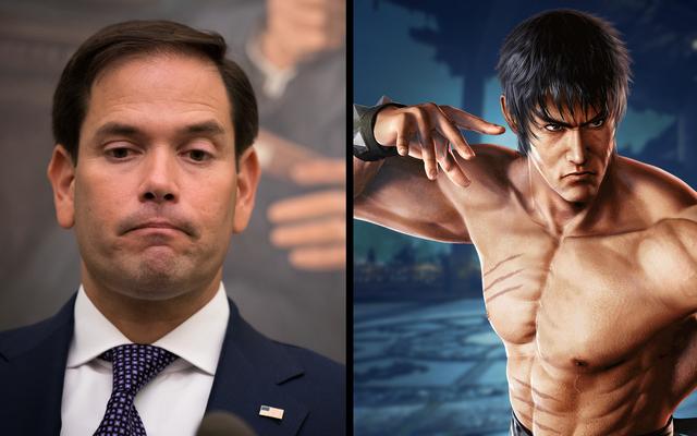 Marco Rubio Mengatakan Berhenti Menyebarkan Rumor Tentang Karakter Tekken Marshall Law