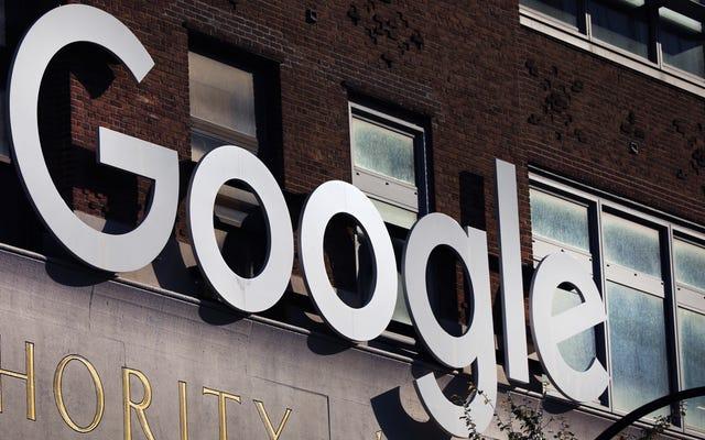 Google déclare qu'il interdit les publicités politiques pendant une semaine après le 3 novembre