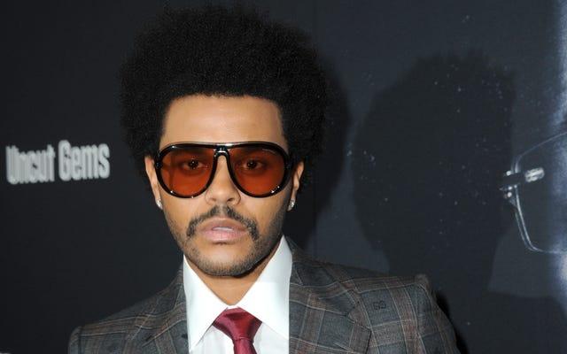"""หลังจากดูแคลน The Weeknd ก็ประกาศว่าแกรมมี่ """"เสียหาย"""" อยู่ดี"""