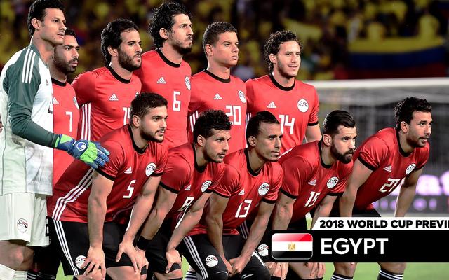 Egipto es un equipo de un solo hombre, lo cual está bien si ese hombre es Mohamed Salah
