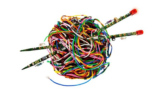 未来は編み物です:なぜ古代の編み物はハイテクであるのか