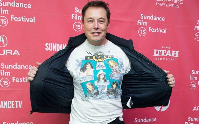Elon Muskの新しいプロジェクトは、Thudと呼ばれるユーモアメディアです。(彼が私たちをからかっていない限り)
