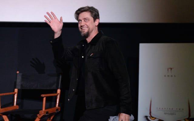 Andy Muschietti menegaskan bahwa dia mengarahkan film Flash, Anda tahu, untuk saat ini