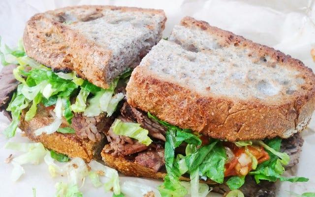 कटा हुआ आइसबर्ग आपके सैंडविच के लिए सबसे अच्छा लेटेस है