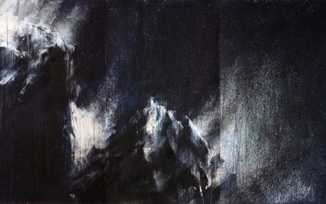 ロゼッタの彗星はこれらの絵画に影響を与えました—そしてそれらを作成するために使用された材料