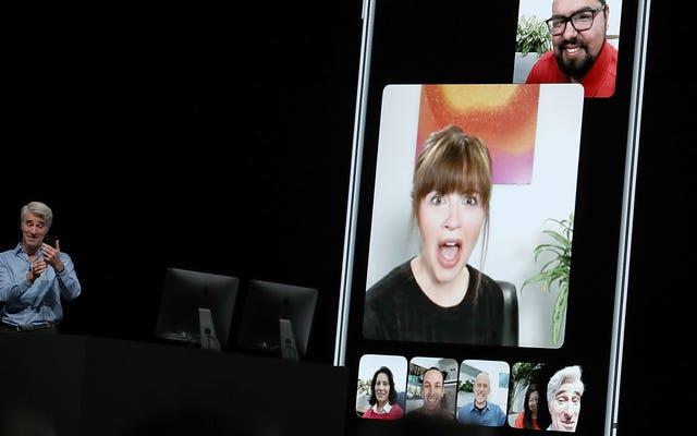 Możesz teraz pobrać poprawkę tego strasznego błędu podsłuchiwania FaceTime firmy Apple