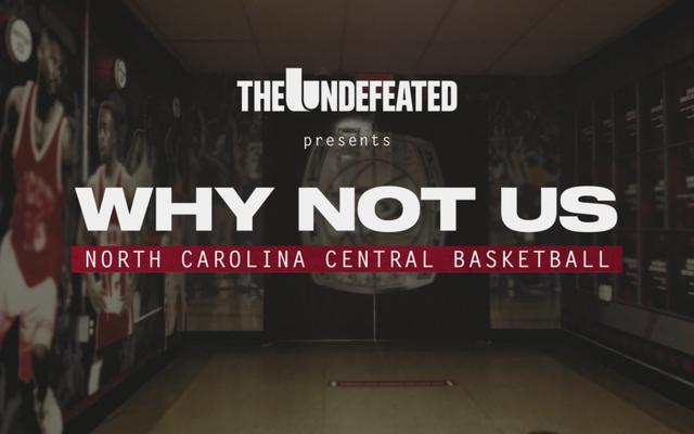 ノースカロライナセントラルは、ESPN +ドキュメンタリーでバスケットボールの最高のHBCUプログラムとしてようやく輝きを放ちました