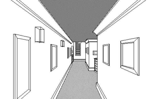 Hideo Kojima'nın PT HyperCard Yazılımında Yeniden Oluşturuldu