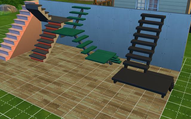 Scale personalizzabili nelle opzioni di design degli interni di The Sims 4 Blow completamente aperte