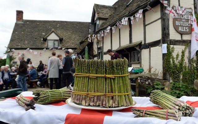 इंग्लैंड के सबसे हाल के धार्मिक वाद-विवादों में से एक है शतावरी